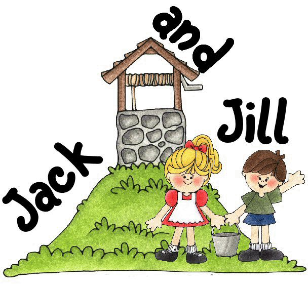 Jack and Jill Nursery Rhyme Activities - dltk-teach.com