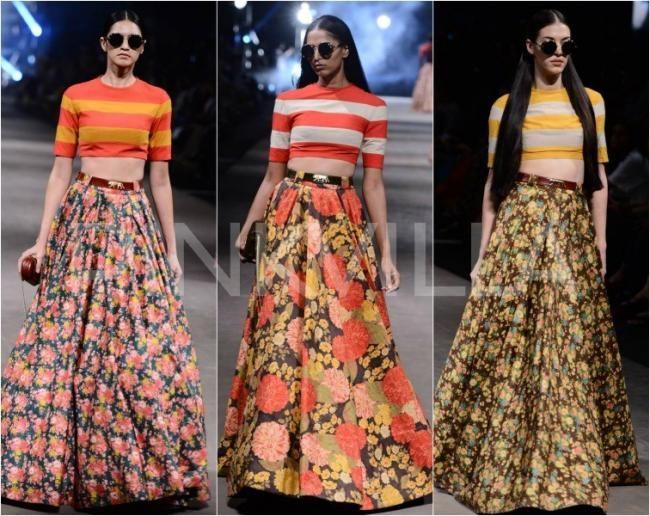 Sabyasachi Mukherjee Lakme Fashion Week Summer/Resort 2015 Collection   PINKVILLA