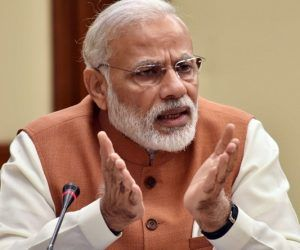 """New Delhi :  Stressing the importance of Goods and Services Tax (GST) bill to the NDA leaders, Prime Minister Narendra Modi on Monday said that it needs to be passed at the earliest. The Prime Minister was addressing a meeting of National Democratic Alliance (NDA) floor leaders in the parliament house building. """"Prime Minister explained about the importance of GST and emphasised the need t..  Read More"""
