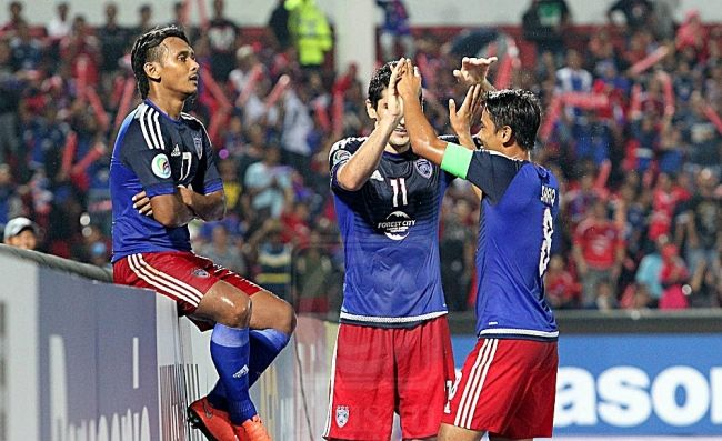 lamiafamilia (MY FAMILY): AFC CUP : Hampiri pusingan ke-2