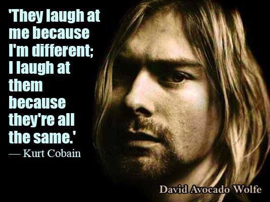 Kurt Cobain (:€