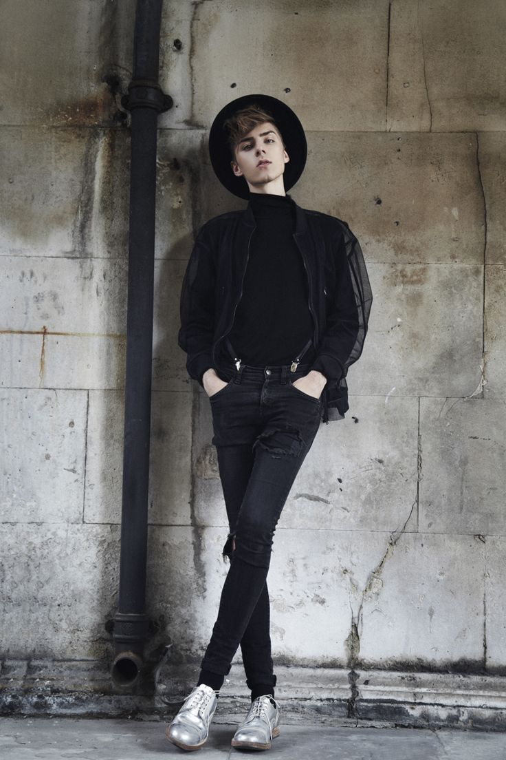 gTIE leather Suspenders | gTIE Neckwear & Accessories | Mikko Puttonen x Image