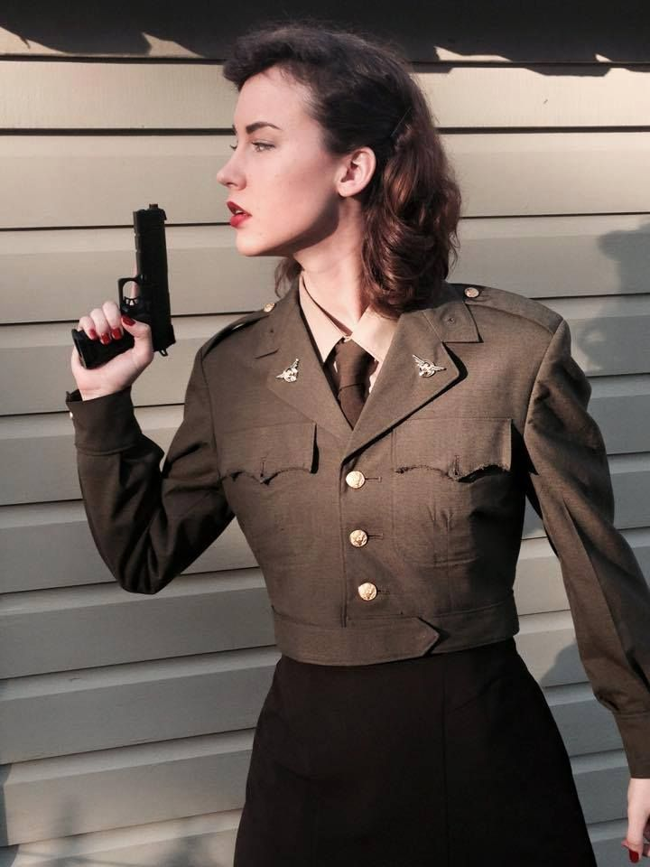 Agent Carter Cosplay