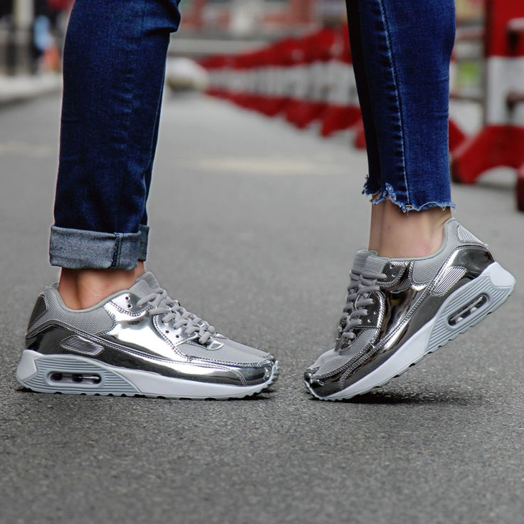 ==> [Free Shipping] Buy Best free shopping Gold Womens&Mens Male Shoes Female Air Breathable sport shoes Krasovki Chaussure Femme Feminino Tenisky sneakers Online with LOWEST Price | 32791764582
