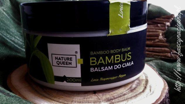 Nature Queen – Balsam bambusowy do ciała | Fascynacje Ani
