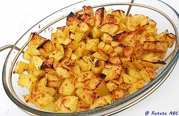 Cartofi in crusta de mustar ~ Bucatar maniac si prietenii
