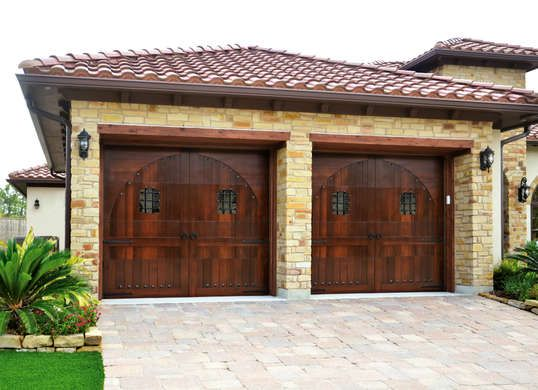 Re Do Your Home Exterior With A New Garage Door