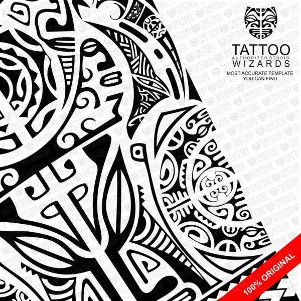 maori warrior of fury vector tattoo template stencil tattoo wizards maori warrior tattoo. Black Bedroom Furniture Sets. Home Design Ideas