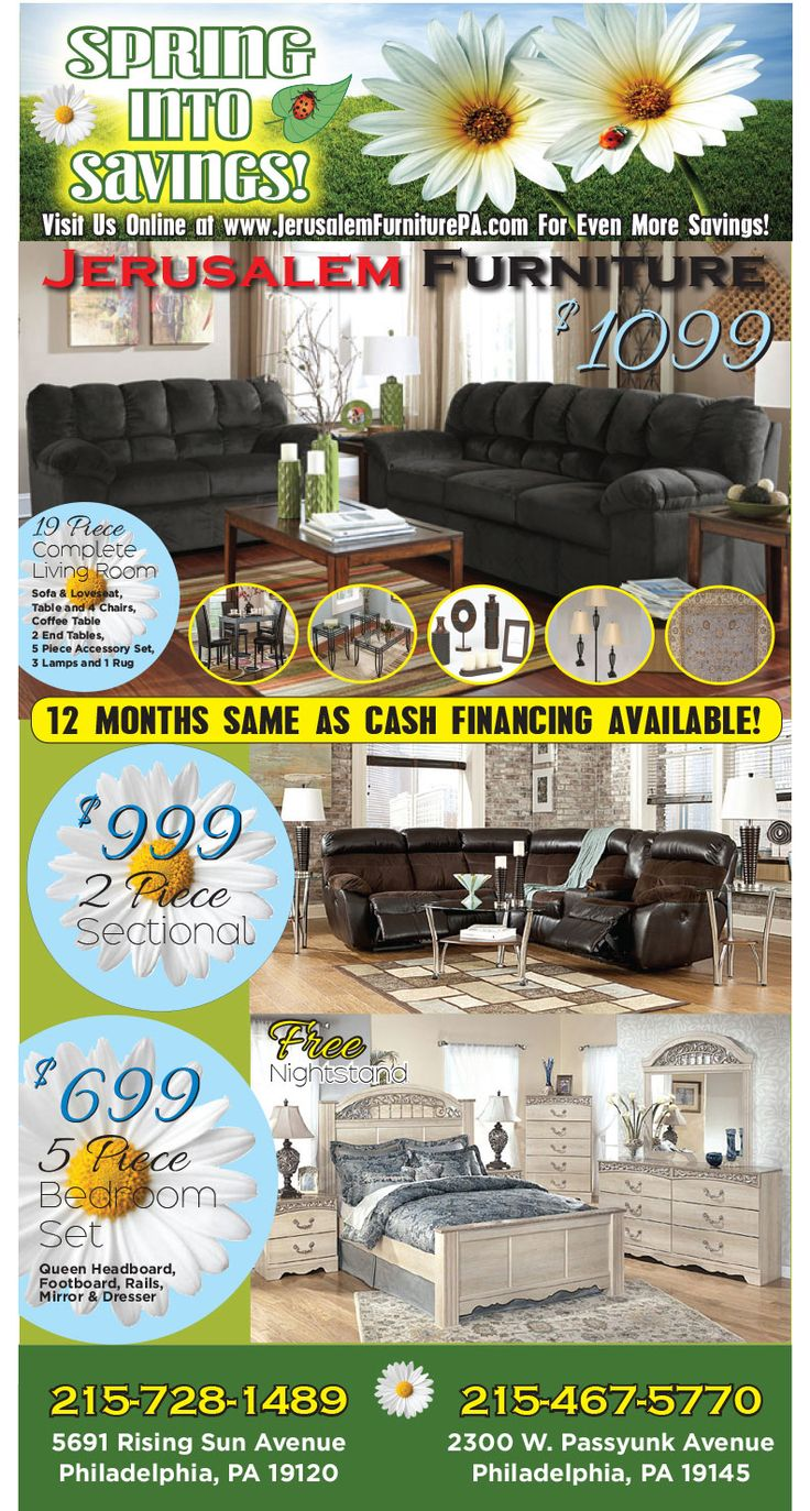 Jerusalem Furniture Philadelphia Furniture Store Home Furnishings Philadelphia Pa Barcelona