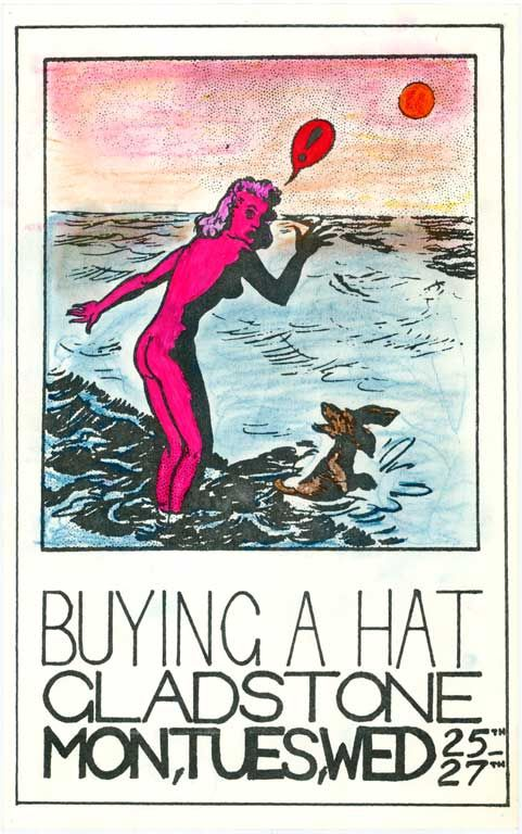 Buying a Hat