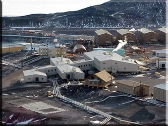 Albert P. Crary Science and Engineering Center, McMurdo Station
