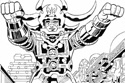 """The Lost Jack Kirby Sketches For The (Real) """"Argo"""" Film Project"""