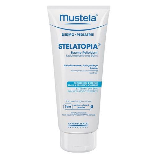 Mustela Stelatopia Lipid Replenishing Balm 200ml | 49,90 TL | Dermoeczanem.com