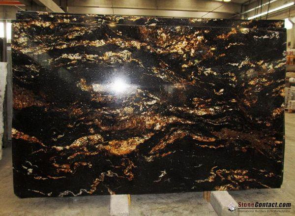 Black Fusion Granite For The Kitchen Pinterest Color