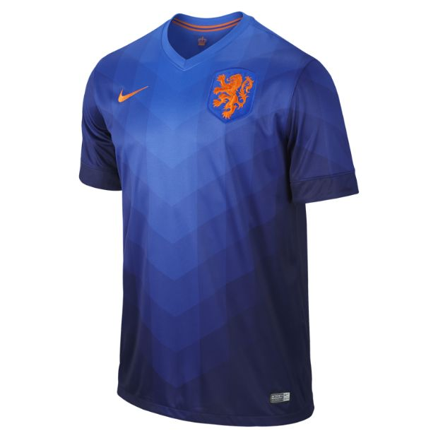 Netherlands Jersey - 2014 World Cup