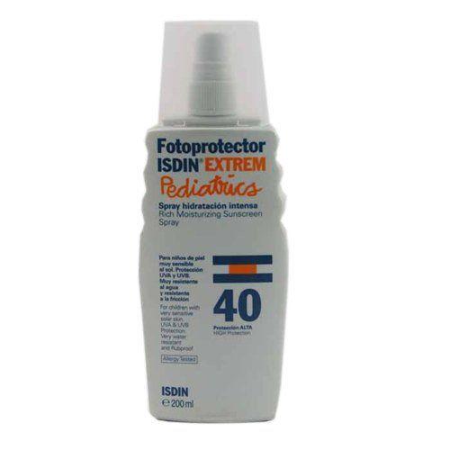 Isdin Ped SPF 40 Spray 200 ml