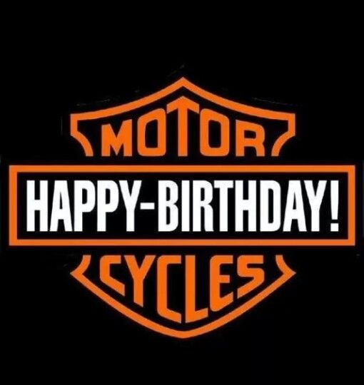 The 25+ Best Happy Birthday Harley Davidson Ideas On