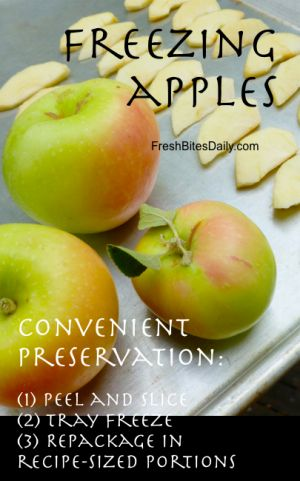 great idea with what to do with ALL those apples before the trip to the Apple Orchard ends up in the trash...