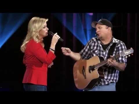 Garth brooks the call youtube music pinterest for Garth brooks trisha yearwood songs