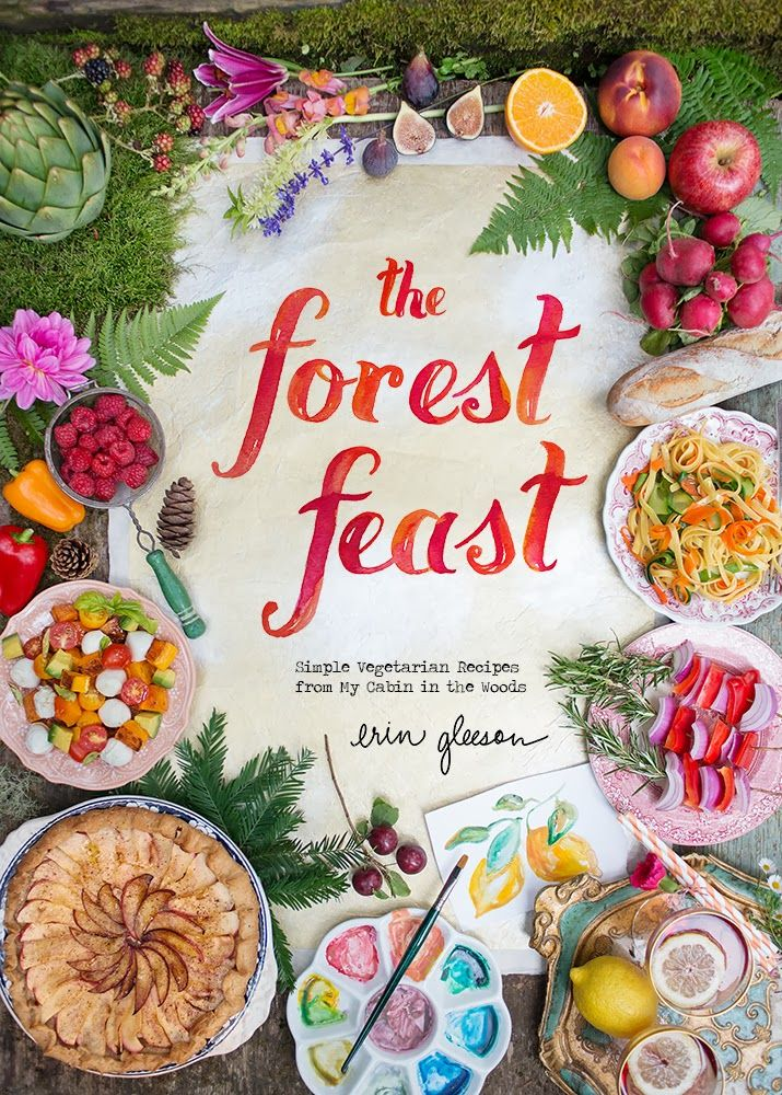 A delight! Beautiful pictures and inspiring recipes!
