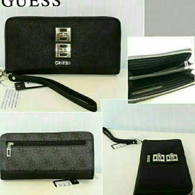 Saya menjual Wallet Guess Piere Black Multi seharga Rp465.000. Dapatkan produk ini hanya di Shopee! http://shopee.co.id/deventostore/4629723 #ShopeeID