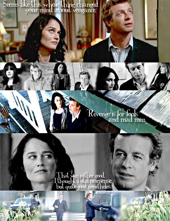 Jane/Lisbon | The Mentalist