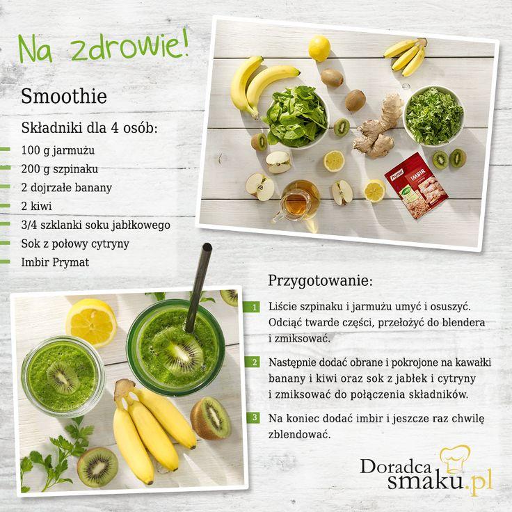Łyk zdrowia na śniadanie! Więcej smacznych inspiracji na Doradcasmaku.pl