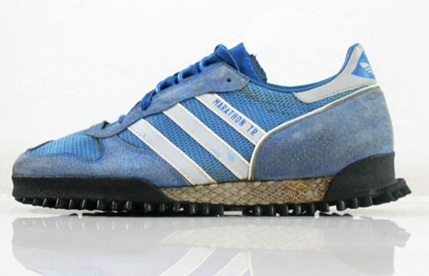 33. adidas Marathon TR - The 80 Greatest Sneakers of the '80s | Complex UK
