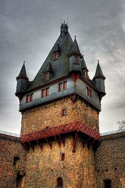 Medieval, Castle Romrod, Hesse, Germany. photo via igor
