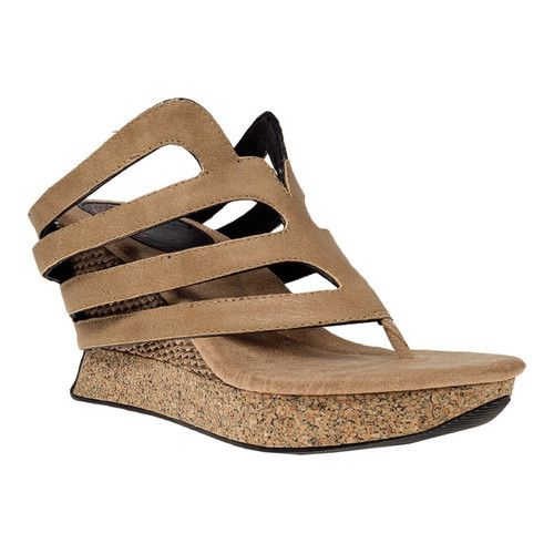 Alba Thong Wedge Sandal In 2019 Products Wedge Sandals Sandals