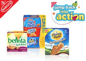 $1.00/2 Select Nabisco Products Printable Coupon (First 50,000) on http://www.icravefreebies.com/