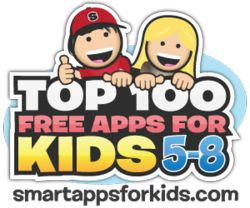 Ever get annoyed at sorting through loads of preschool apps for your 5-8 year old kids?  This is the list for you! Check out 100!! Free!! Apps for the early elementary set. ~Heather H.  http://www.smartappsforkids.com/top-free-apps-for-older-kids.html