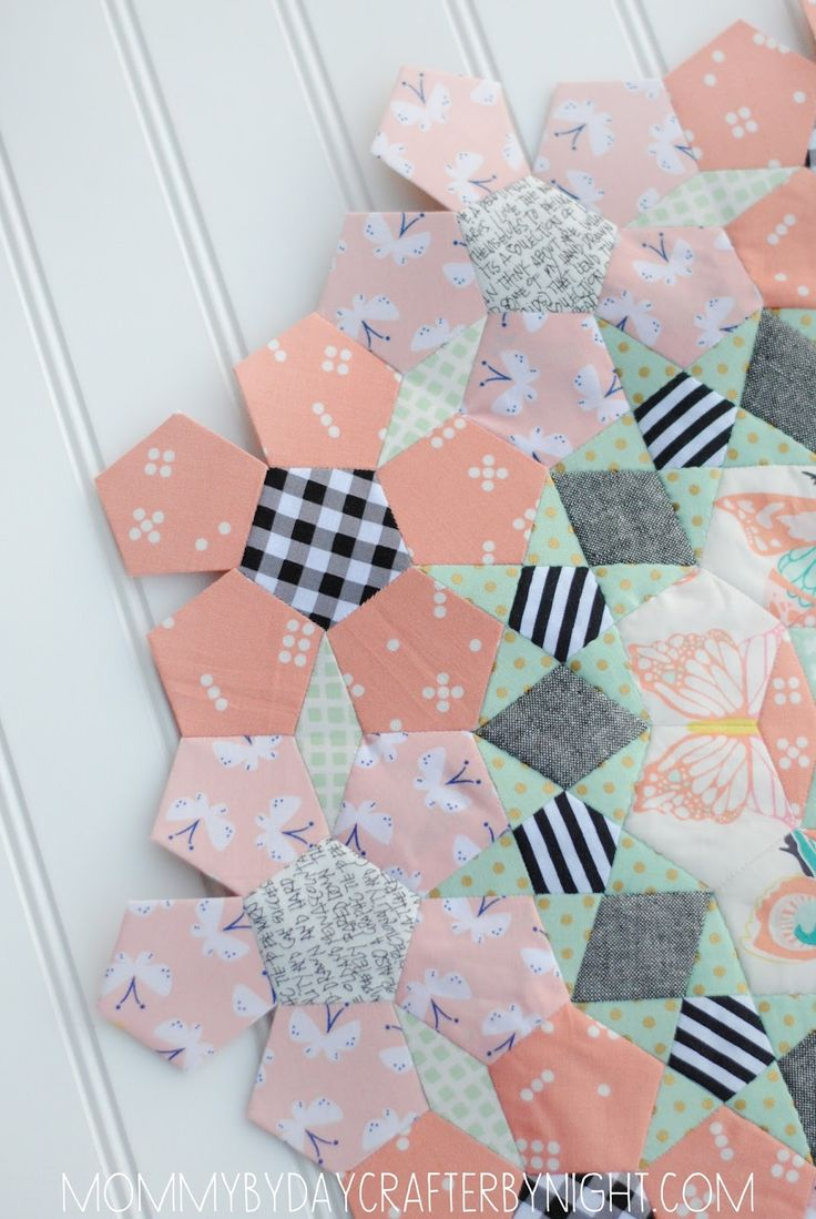Mommy by day Crafter by night: La Passacaglia Quilt Pattern