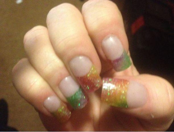 Rainbow Nails 2..naildiva.org