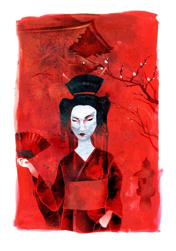 Danny Christopher  USA?: Galleries, D5Christ Geishas