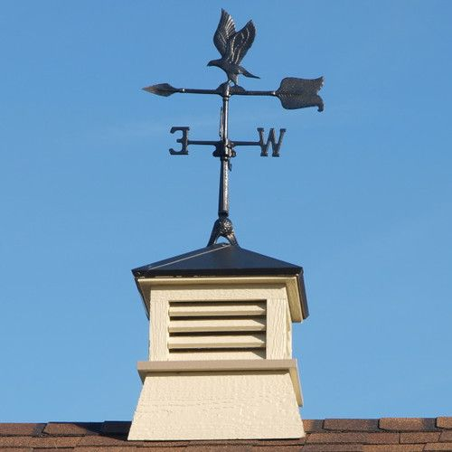 Found it at Wayfair - 4 Pitch Cupola and Eagle Weather Vane