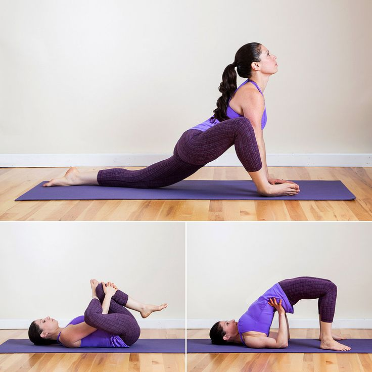 See Ya, Sciatica: Yoga Poses to Offer Relief Oh my goodness! Thank you Jesus! I've been looking for stretches to help me out in this area