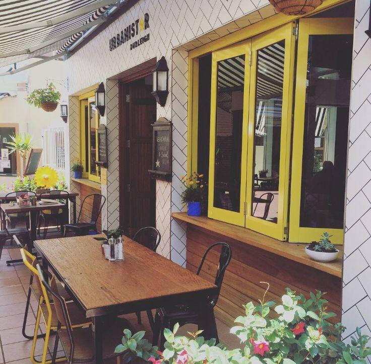 Urbanistar Cafe, Burleigh, Gold Coast Cafe