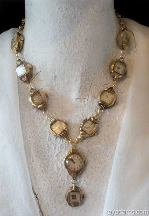 Necklace by Kay Adams