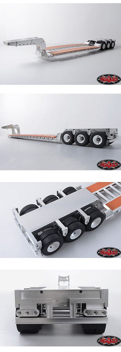 Industrial and Service Vehicles 182184: Rc 4Wd Z-H0005 1 14 Lowboy Trailer Rwdz-H0005 -> BUY IT NOW ONLY: $799.99 on eBay!
