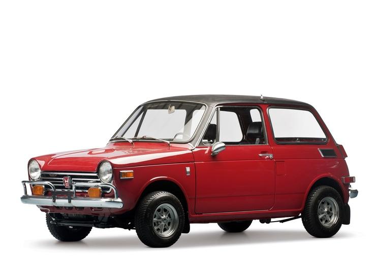 1969–72 Honda N600 US-spec