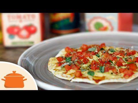 Pizza de Frigideira | Panelaterapia