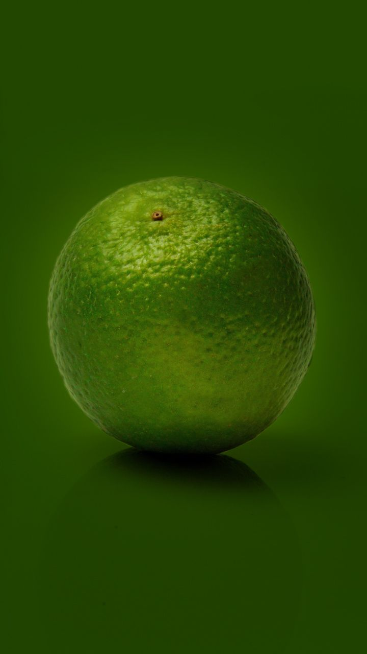 Lemon Green Fruits Portrait 720x1280 Wallpaper Fruit