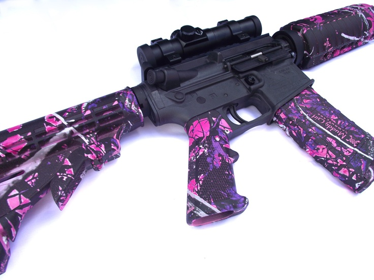 Muddy Girl AR, omg yessss, I need this AR kit to go on mine! :) already have the magazine!