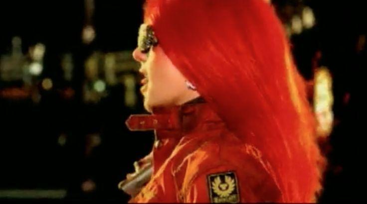 Belstaff jacket - TOXIC - Britney Spears (2004) Music Video Scene