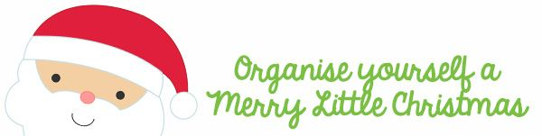 Organised Christmas 2013 – Day 8 » The Organised Housewife