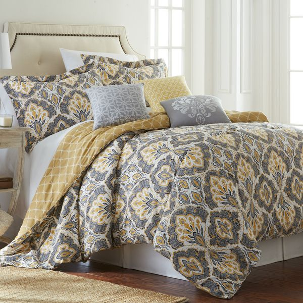 amrapur overseas shana cotton 6piece comforter set by amrapur overseas