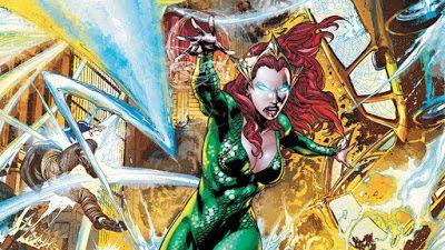 Drowned World: Mera formará parte del Universo Cinematográfico DC...