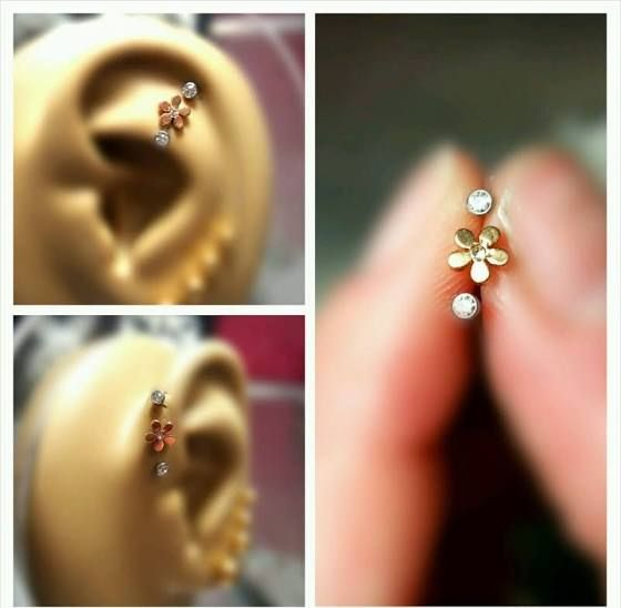 Best 25+ Forward helix earrings ideas on Pinterest | Opal ...