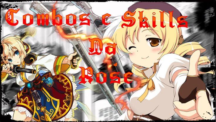 [Elsword KR] Anna Testarosa Combos And Skills